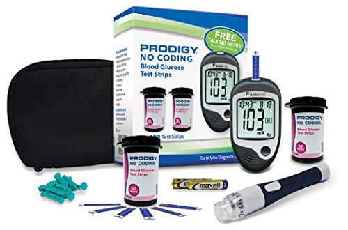 Prodigy Glucose Monitor Kit