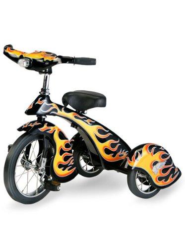 Morgan Cycle Hot Rod Retro Trike by Morgan Cycle