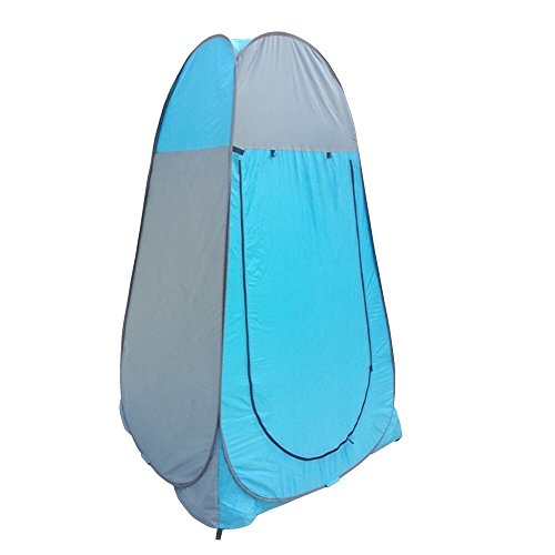 ESG Warehouse Portable Pop Up Tent Camping Beach Toilet Shower Changing Room Privacy Shelter Hiking Shelter by ESG Warehouse