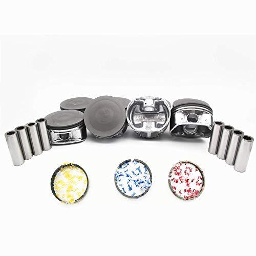 AZUSA Piston With Ring PRK102.020