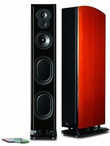 Polk Audio LSi M707de gama alta de altavoces de pie (300W, 4Vías) Cherry, unidades)