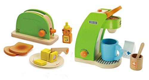 Gerber Hape Pop-Up Toaster & Coffee Maker Play Set