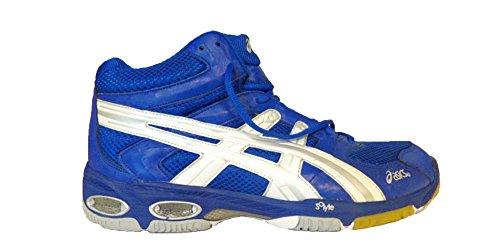 Asics Gel-Beyond MT - Scarpe da Pallavolo Uomo - Azzurri/White/Lightning (5501) - 51.5