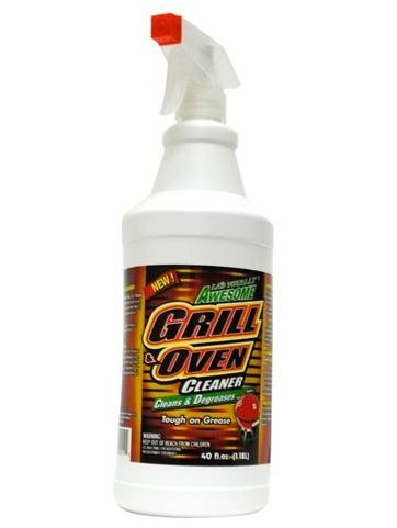 LA's Totally Awesome Grill and Oven Cleaner (40 fl oz) Pack of 2