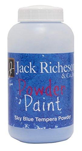 Jack Richeson Powder Paint 1# Sky (Paint Sky Mural)