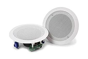 Altavoz, difusor de audio Bluetooth de techo, para