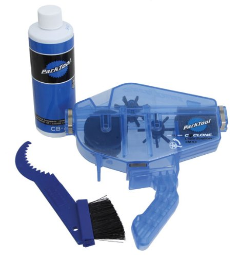 - Park Tool CG-2.3 Chain Gang Chain Cleaning System Blue, One Size
