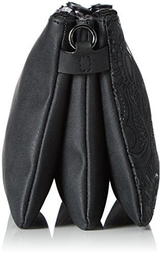 39 Oliver Donna 710 a tracolla Nero 6034 Black Bags Schwarz 94 Borse s ESdqcxBzwE