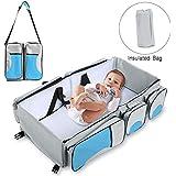 Baabyoo Baby Travel Bed Bag Baby Diaper Bag Portable...