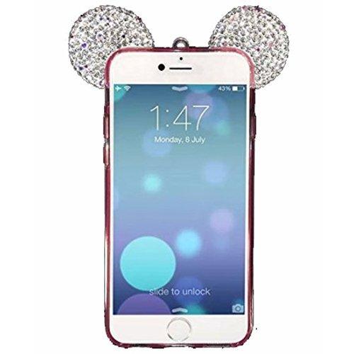 3 opinioni per Vandot Apple iPhone 5/5S, colore: trasparente cristallo-Cover morbida in