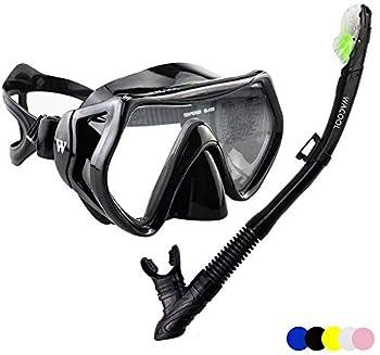WACOOL Snorkeling Mask Set