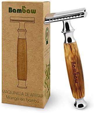 Maquinilla de Afeitar Clásica con Mango de