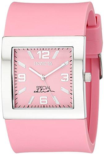 Invicta Women's 18806 Angel Analog Display Japanese Quartz Pink Watch