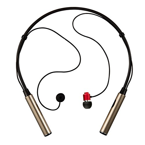 bluetooth headphones yikuer s850 wireless neckband. Black Bedroom Furniture Sets. Home Design Ideas