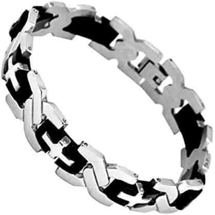 2c7c8712accf8 Shopping Blacks - Bracelets - Jewelry - Men - Clothing, Shoes ...