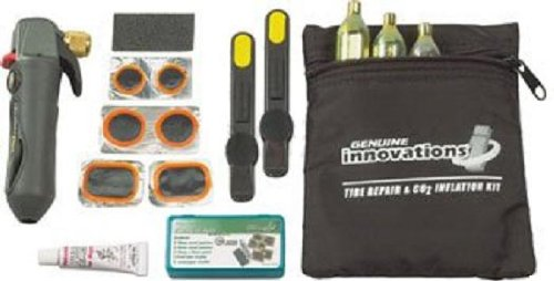 Innovations Deluxe Tire Repair und Inflation Wallet