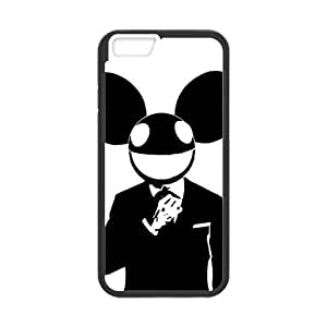 Deadmau5 in Black Suit Case for iPhone 6