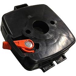 Genuine Echo P021012870 Air Cleaner Case Assembly Carburetor Choke Plate Fits SRM-225 GT-225 HC-155 HC-165 HC-185 HC-225 PAS-225 PE-225 PPF-225 SHC-225
