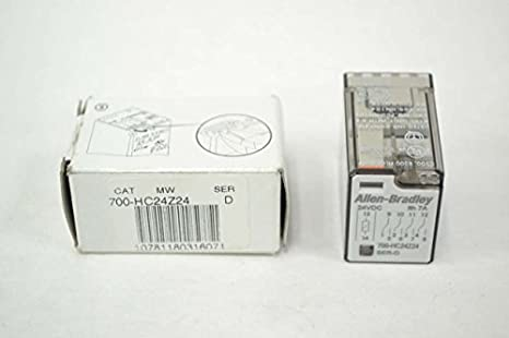 image unavailable  image not available for  color: allen-bradley  700-hc24z24 miniature ice cube relay