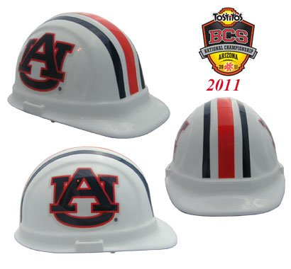 WinCraft NCAA 2412711 Auburn University Packaged Hard Hat ()