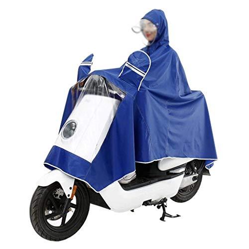 Al De Aire Eléctrico Gruesa Capucha Impermeable Mujeres Clásico Con Poncho Desmontable Color Libre Lluvia Sombrero 6 Moda Coche Sólido Zw5180qx