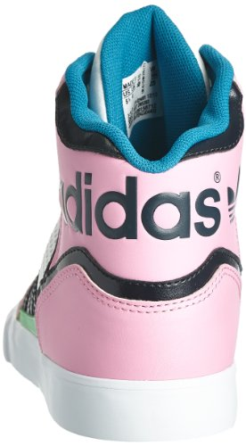adidasEXTABALL W - Zapatillas altas mujer Azul - Blue - Blau (ST TROPIC BLOOM S14 / LEGEND INK S10 / ST TROPIC GREEN S14)