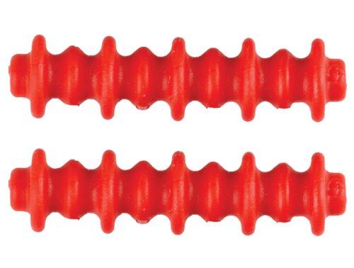 Nitro Buttons - Pine Ridge Archery XL Nitro Button (Pack of 2), Red