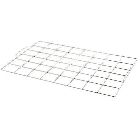 Winco CKM-68, 6x8 Stainless Steel Portion Sheet Cake Marker, Rectangular Pie Cake Divider, Cake Portioner by Winco