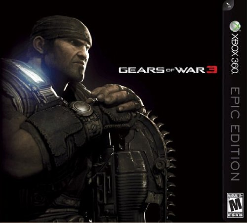 Gears War Epic Xbox 360 Xbox product image