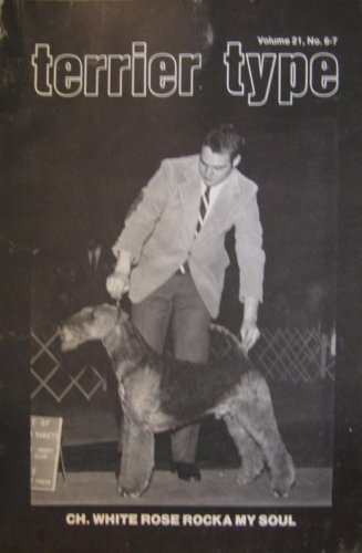 Terrier Type (Vol 21, No 6-7, June-July 1982)
