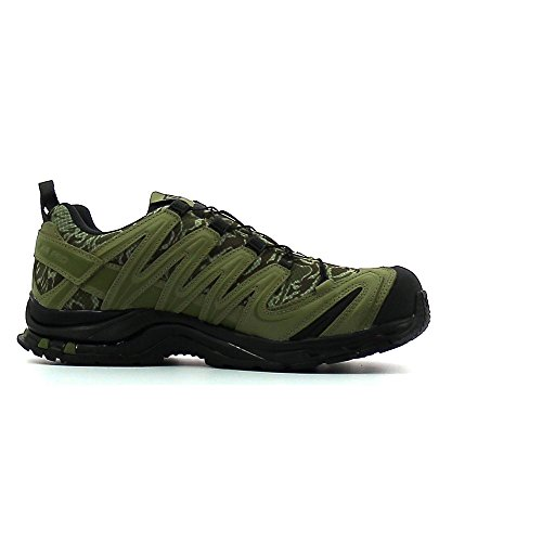Salomon XA Pro 3D GTX® Forces, Camo Dark Khaki (42 EUR · 8 UK)