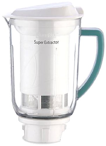 Preethi MGA-508E Super Juicer Extractor with Whipper Blade for Preethi Eco Twin/Eco Chef/Eco Plus Gandhi - Appliances