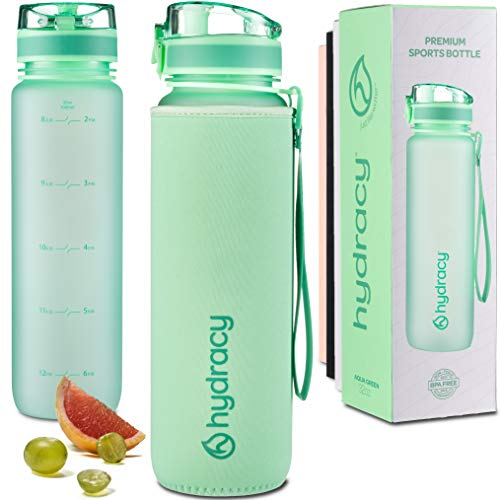 Hydracy Water Bottle with
