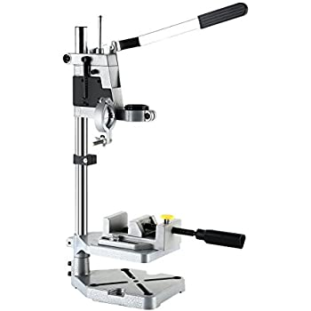 Amyamy Electric Drill Bench Drill Press Stand With Drill