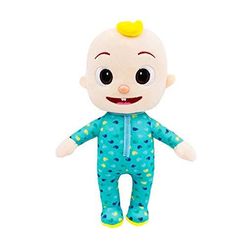 Cartoon JJ Plush Stuffed Animal Doll,jj Plush Toy Gifts for Stuffed Toy Gifts Kids Plush Toys and Kids Friend Plush Dolls