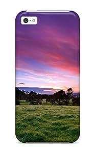 Austin B. Jacobsen's Shop Best 7281338K78465429 High Grade Flexible Tpu Case For Iphone 5c - Beautiful Morning