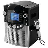 TSMSTVG359 - THE SINGING MACHINE STVG359 CD+G Karaoke Player with 3.5 Color LCD