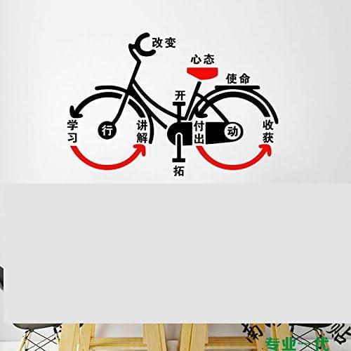 Bicicleta personalizada espíritu inspirador dibujo clase de ...
