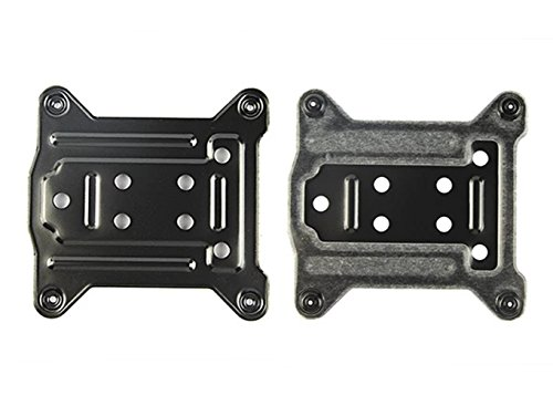 Metal Backplate Intel LGA 1150 1151 1155 1156 CPU Bracket Holder Radiators Base 115X Dedicated Backplate