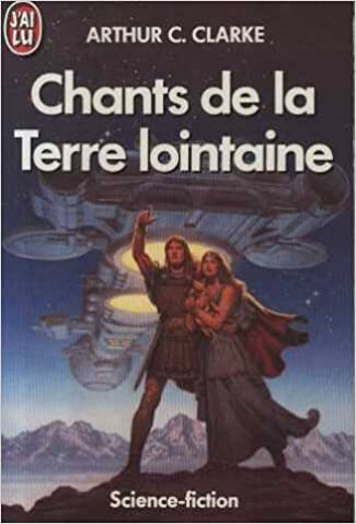 Couverture de Chants de la terre lointaine