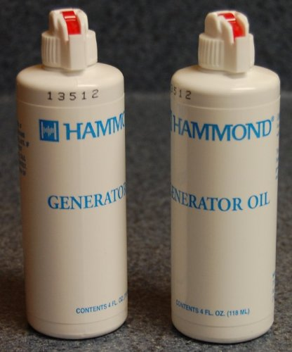 Great Features Of Hammond Tone Generator Oil Pair - Buy Two and SAVE!
