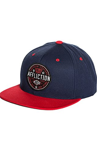 Affliction Garage Built A16758 Flat Visor Hat