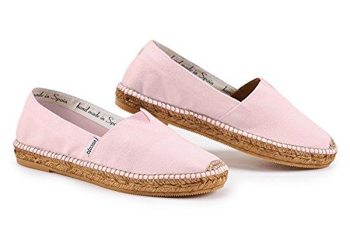 Pink Viscata originali con Light maggiore per elastico donna cucitura Espadrillas interna comfort da Barceloneta OxwqO1r
