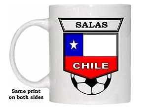 Amazon.com: Marcelo Salas (Chile) Soccer Mug: Kitchen & Dining