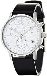 Calvin Klein Chronograph Post Minimal Mens Watch - Stainless Steel