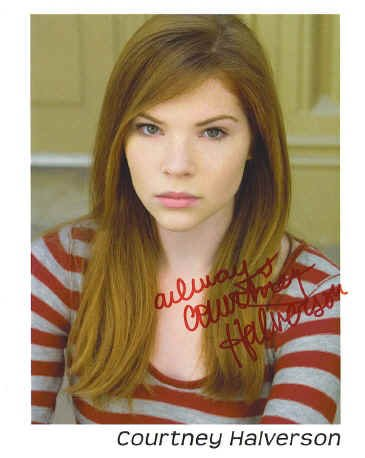 courtney halverson net worth