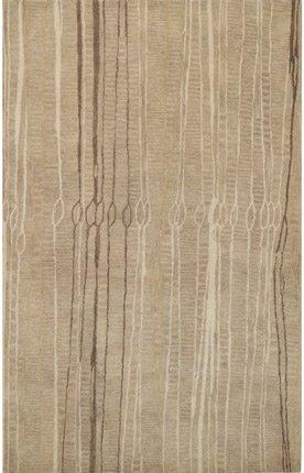 Bamboo Capel (Capel Fingerling Bamboo Area Rug - 9' x 12')