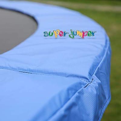 Super Jumper - Cubierta para Borde de Cama elástica, Red de ...