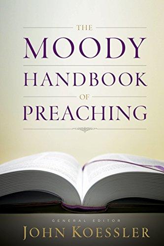 The moody handbook of preaching ebook john koessler michael j the moody handbook of preaching por koessler john fandeluxe Gallery