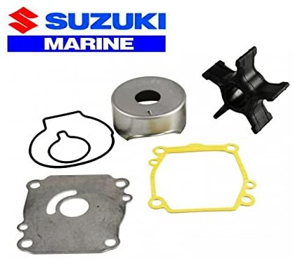 DF115 DF100 OEM Suzuki Water pump Repair Kit 17400-92J00 DF90 DF140 Engines 2006-2009